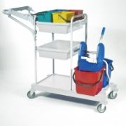 KitCart + Double Mopping System